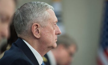 Senators Grill Mattis And Dunford On Afghan War Strategy