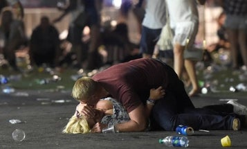 Army Cav Scout ID'd As Guardian Angel In Viral Las Vegas Photograph