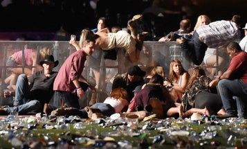 'This Kind Of Thing Happens In Iraq Or Syria': Air Force Surgeon Describes Aftermath Of Las Vegas Shooting