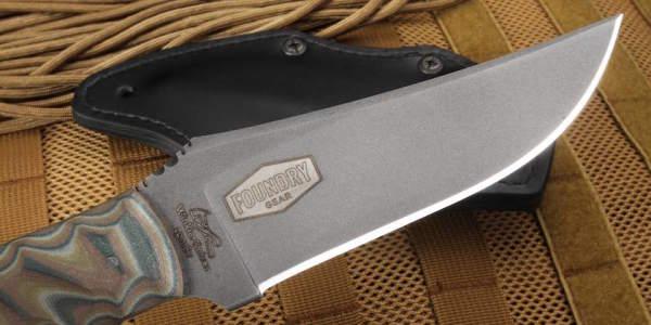 This Badass Winkler Belt Knife Was Custom-Made For The War On Terror