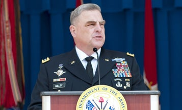 Army Chief Of Staff: It's 'Forever Train And Advise,' Not 'Forever War'