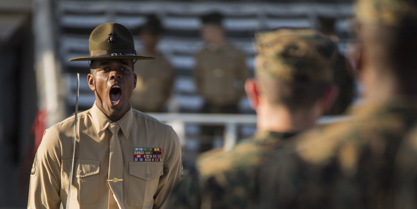 COVID-19 outbreak prompts Parris Island to stop receiving new Marine recruits this week