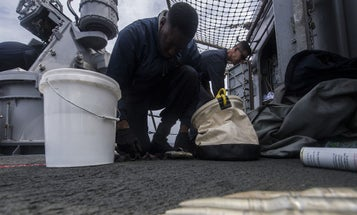It's A 'Floating Prison': USS Shiloh Sailor Surveys Reveal A Totally Demoralized Crew