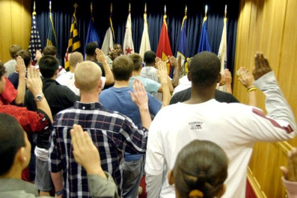 Pot Waivers Go Up, Testing Standards Go Down As Army Eases Recruiting