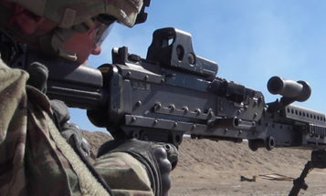 The Army Is Engineering Rifle Optics That Will Never Miss