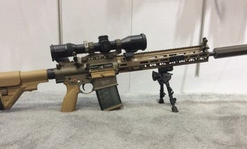 Up Close And Personal With The Army's Lethal New Sniper Rifle