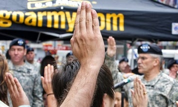 The Vast Majority Of Americans In Their 20s Are Unfit For Military Service