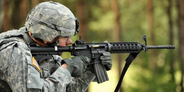 The Army's Powerful New 7.62mm Service Rifle Is Officially Dead