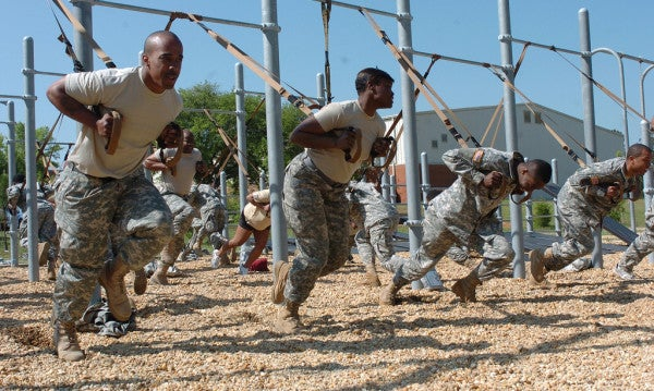 Too Fat To Fight: Military Threatened By Childhood Obesity
