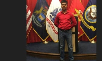 Family Of Marine Recruit Who Died At Parris Island Sues Corps For $100 Million