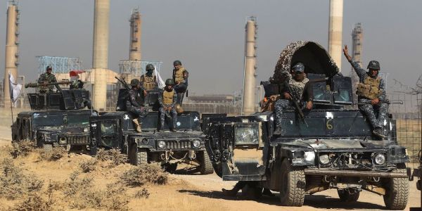 The Resurgent Conflict Between The Iraqi Government And The Kurds, Explained
