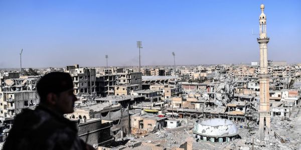 The Siege of Raqqa Is Almost Over — And ISIS Lost