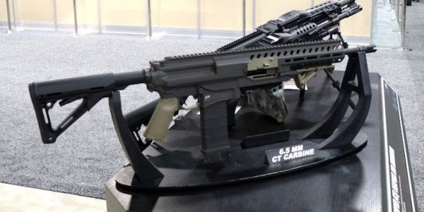 The Army Is Eying A New, More Lethal Caliber For Its Future Battle Rifle