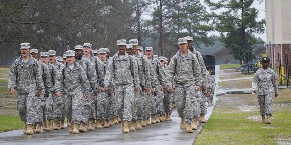 Army Trainees: We Were Told To Attend 'Spiritual Fitness' BBQ For Christ