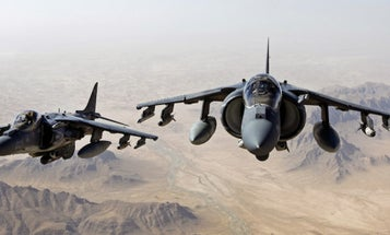 How One Gutsy Harrier Pilot Walked Away From A 'Catastrophic' Engine Failure