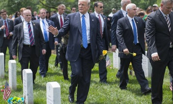 Grieving Gold Star Father Says Trump Offered Him $25,000 In A Call, But Never Followed Through
