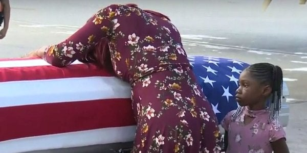This Heartbreaking Video Captures What Everyone's Missing Amid The Trump-Niger Controversy
