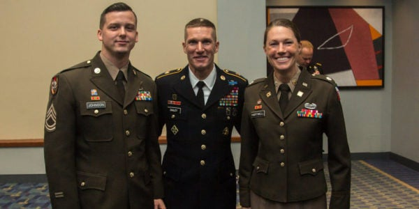 Soldiers Like New 'Pinks And Greens' But Aren't Thrilled About Growing Wardrobe