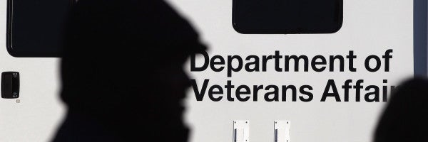 Why Is There An Office Depot Ad On The VA's New Vet ID Cards?