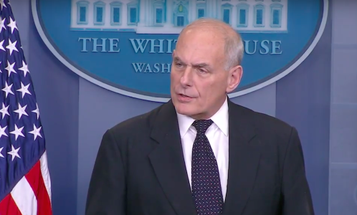 John Kelly Defends Trump's Controversial Call To A Gold Star Family