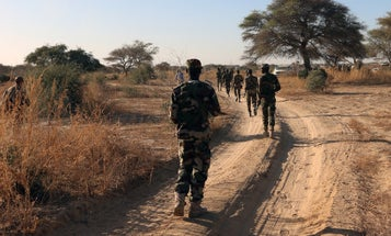 Troops Never Left Battlespace In Niger During 2-Day Search For Missing Soldier, DoD Says