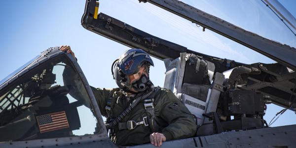 Air Force Can Recall Up To 1000 Retired Pilots Under New Executive Order