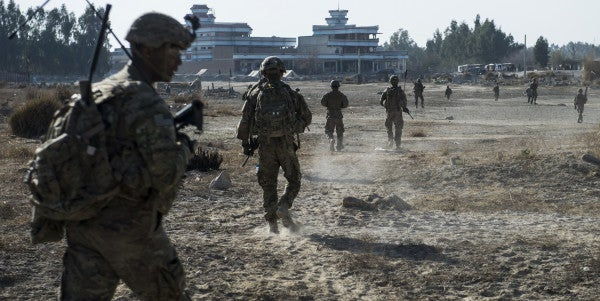 It Seems Inconceivable That We're Still Fighting In Afghanistan…And Yet Here We Are