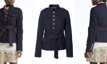 With This Dress Blue Jacket Knock-Off, It's Time To Say So Long Semper Fi, Hello Semper Fine