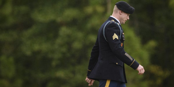 No Prison Time For Bowe Bergdahl