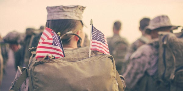 It's Time To Address The Staggering Rate Of Suicide Among Servicewomen And Female Vets