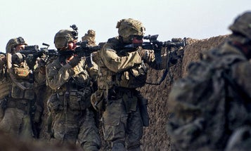 Congress Needs To Take Back Responsibility For Sending Troops To Conflict Zones