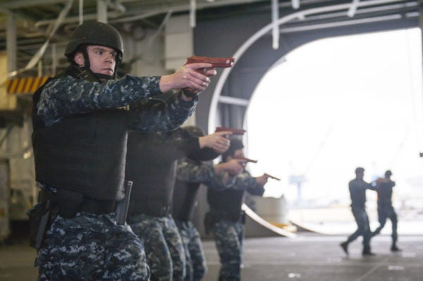 Norfolk Naval Shipyard Wasted $21M On Equipment, Gear For Unauthorized Security Force