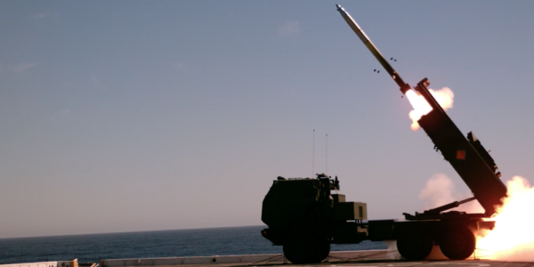 Marines Can Now Bombard Enemies With Guided Artillery Rockets From The Sea