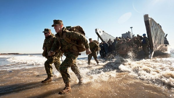 General: The Marines, Victims Of Their Own Success, Are Stretched Too Thin