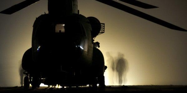 US Service Member Killed in Afghanistan Helicopter Crash