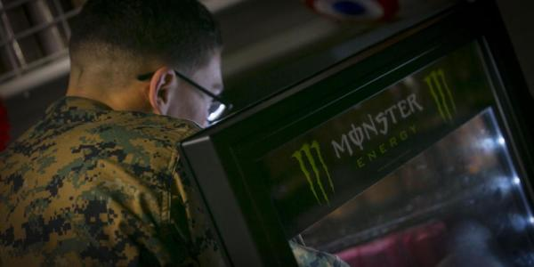 One Sailor's Withdrawal From Energy Drinks Captures The Navy's Workload Problems