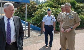 DoD: Mattis Won't Ignore Climate Change Threats Despite White House Pressure