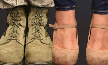 The Hidden Economic Sacrifices Of Military Spouses In Service To Their Country