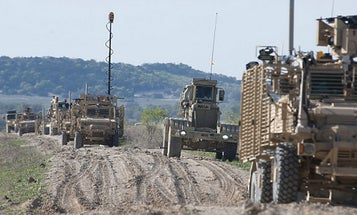 The Army's Latest Blast-Proof Armored Vehicle Is Testing A Game-Changing Update