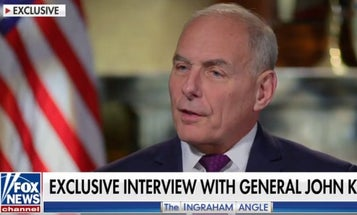 White House Chief Of Staff John Kelly Says Robert E Lee Was An 'Honorable Man'
