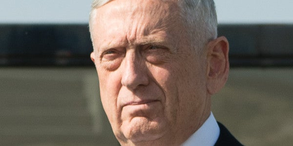 Mattis Explains How The US Would Respond If North Korea Launched A Nuclear Missile Attack
