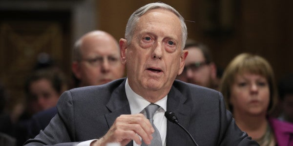 Mattis' 'Support' For A New AUMF Won't Slow Down America's Forever Wars