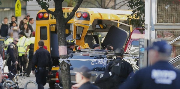 Terror Attack In New York City: What We Know So Far