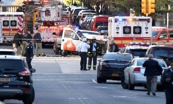 New York Terror Suspect Says He Was Radicalized By Islamic State