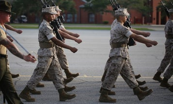 'Hey ISIS, Get In The Dryer': Former Muslim Marine Recruit Describes Parris Island Hazing At Court-Martial