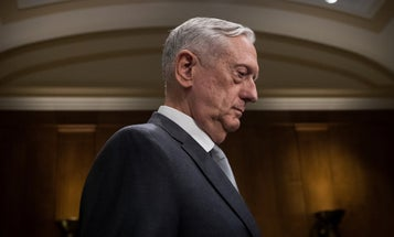 'The Message From Mattis Is Basically Square Your Shit': DoD Scrambles For Facts In Niger