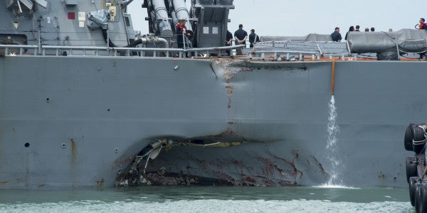 Sailors Could Face Criminal Charges After Deadly Ship Collisions