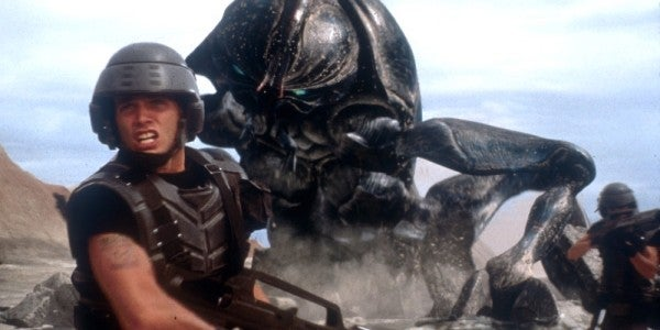 9 fascinating military facts about 'Starship Troopers' you may have missed