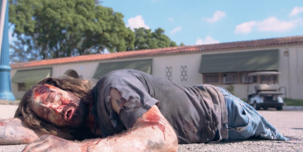 The Inside Story Of The Vet-Produced Zombie Vom-Com 'Range 15' Just Dropped