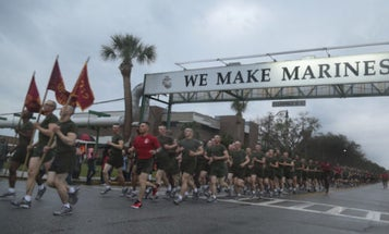 'Bully' Or Scapegoat? A Jury Will Decide This Parris Island Marine's Fate